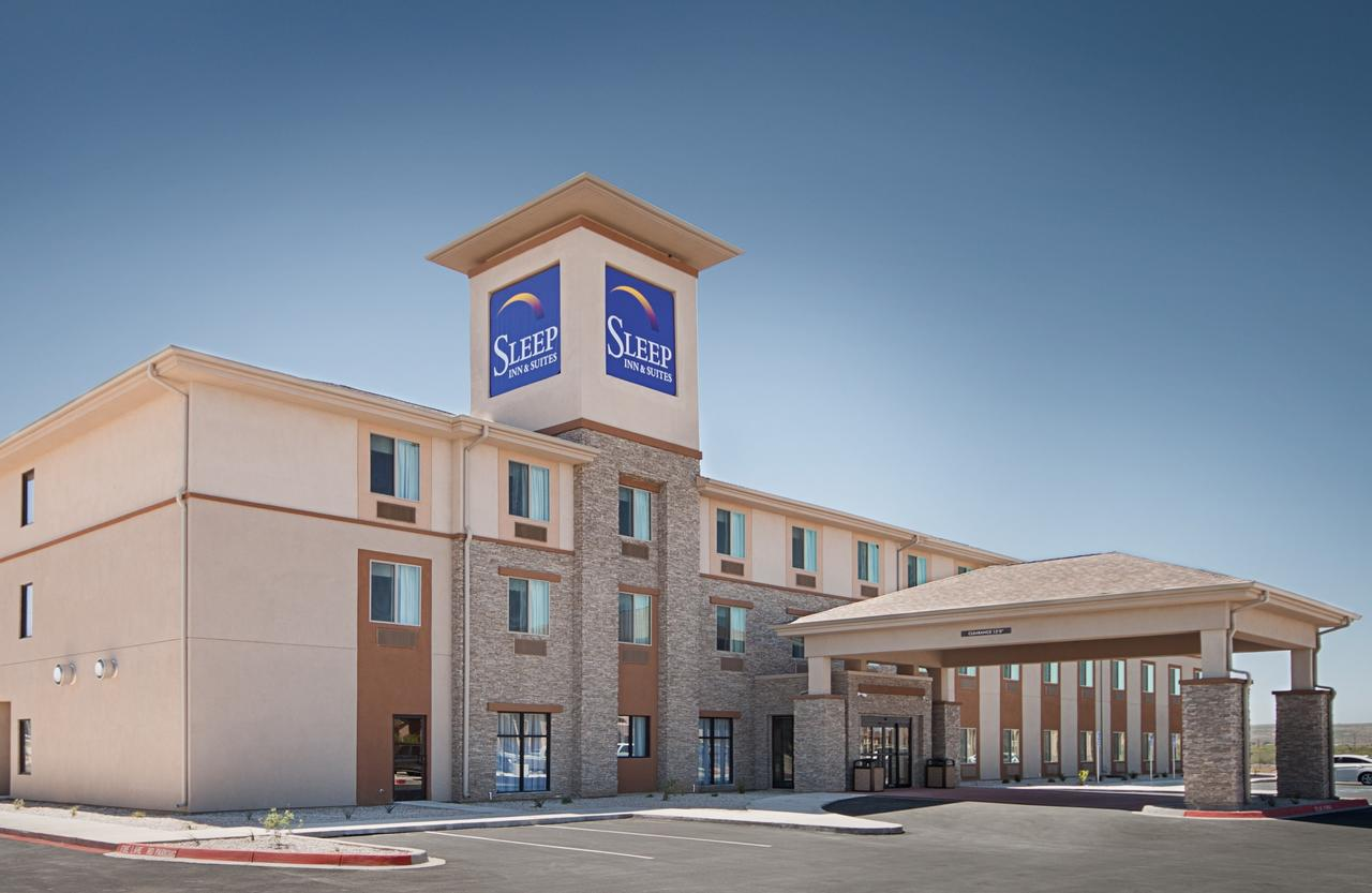Sleep Inn  Suites Carlsbad