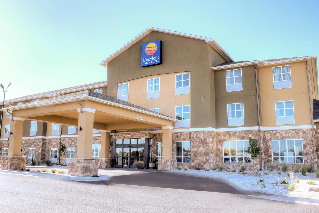Comfort Inn  Suites Artesia