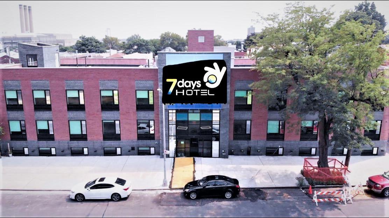7 Days Hotel
