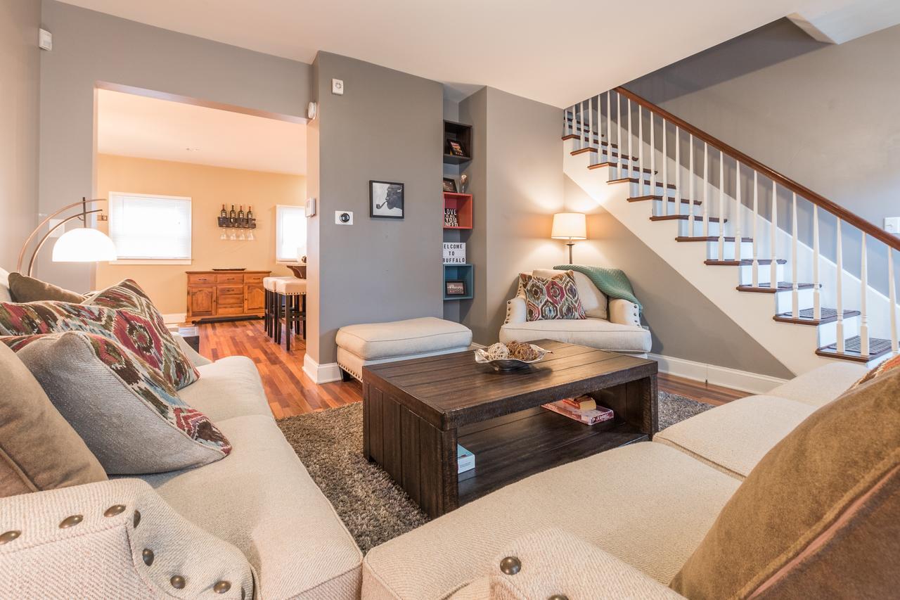 Smart Home in Downtown Buffalo