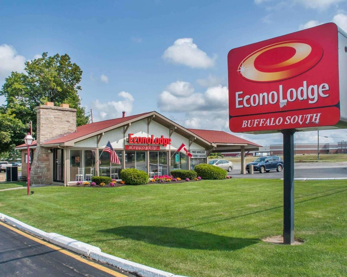 Econo Lodge Buffalo South