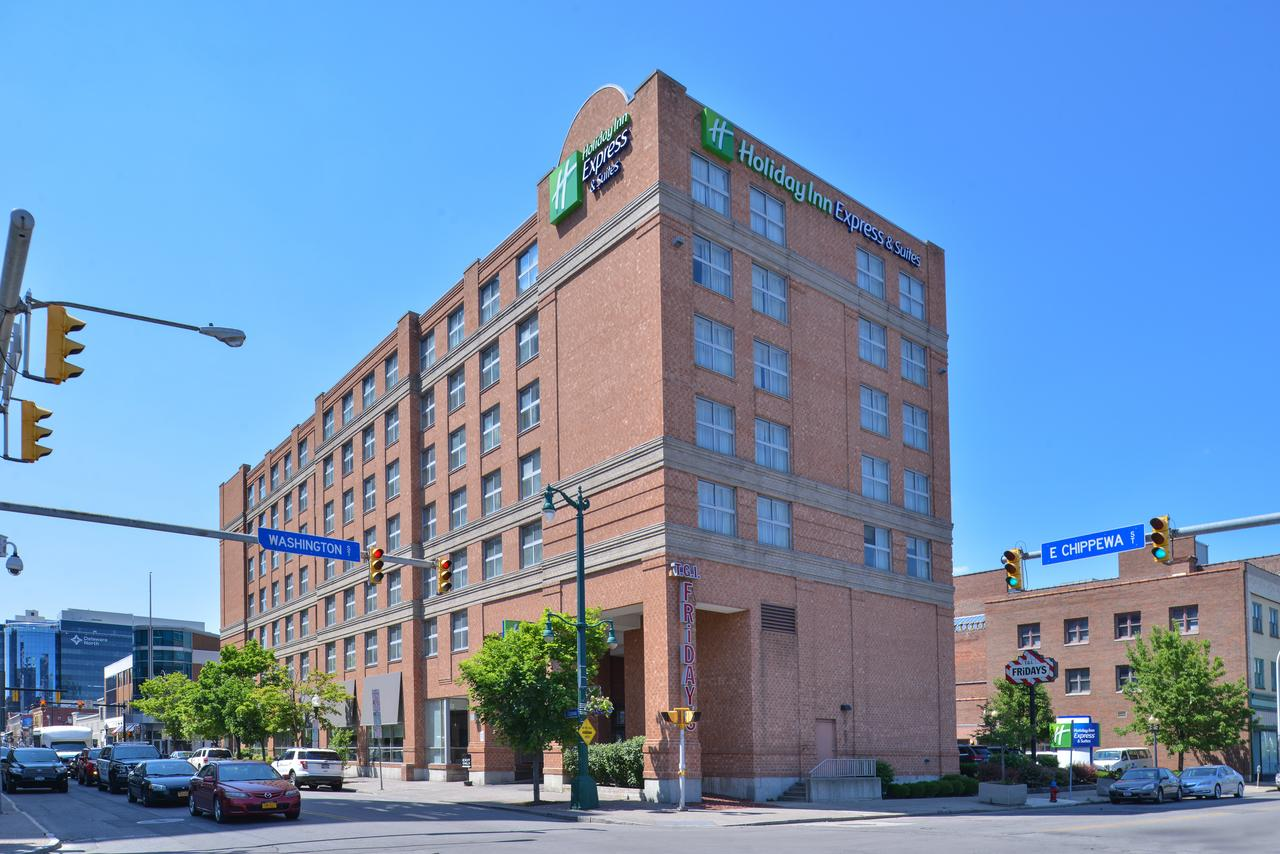 Holiday Inn Express  Suites Buffalo Downtown