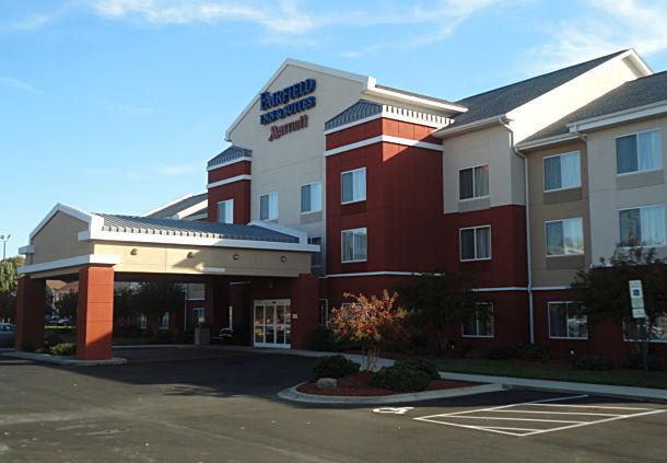 Fairfield Inn  Suites High Point Archdale