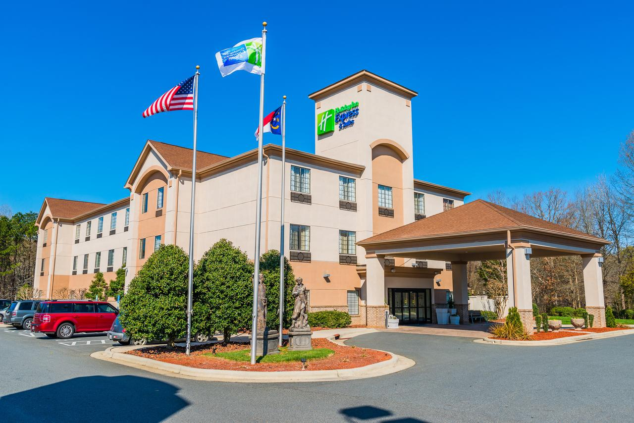 Holiday Inn Express Hotel  Suites Albemarle