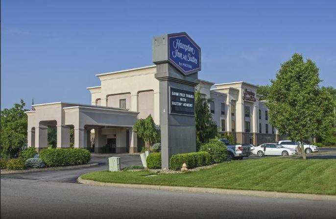 Hampton Inn  Suites Youngstown-Canfield