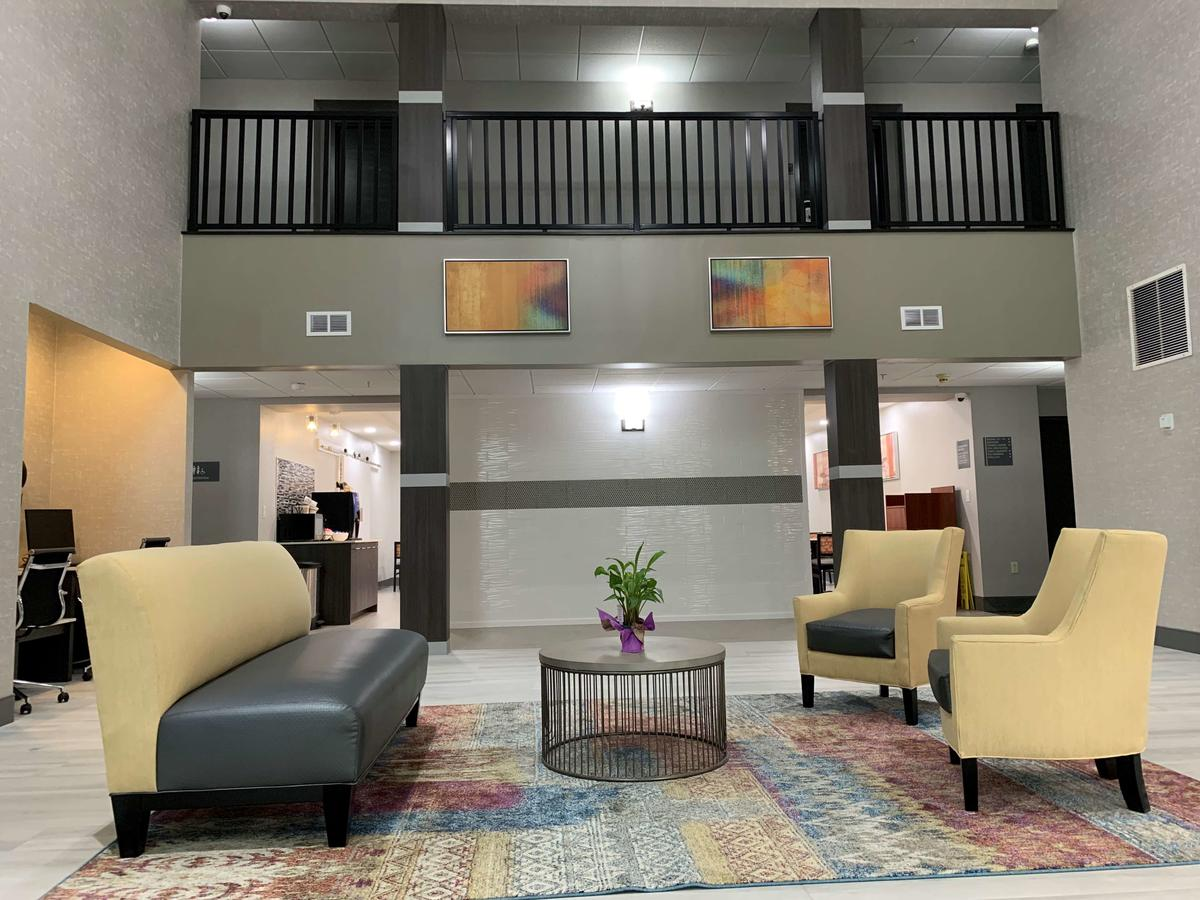Best Western Knoxville Airport / Alcoa TN