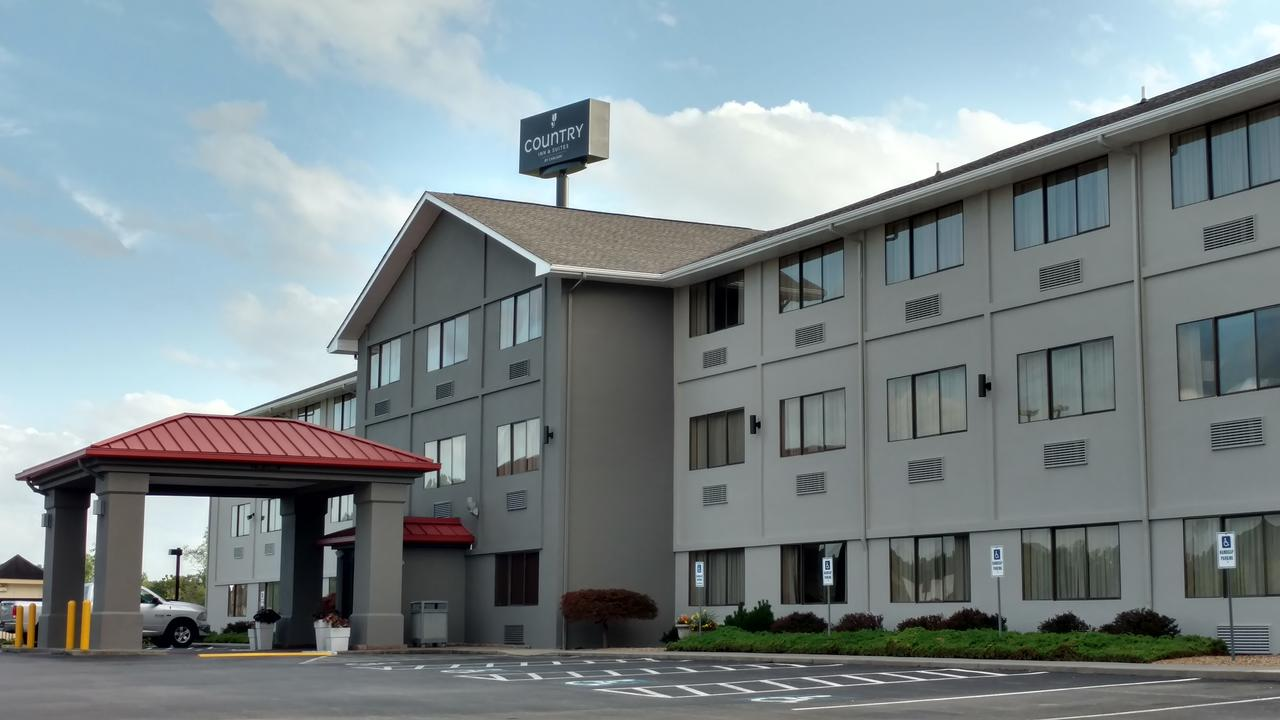 Country Inn  Suites by Radisson Abingdon VA