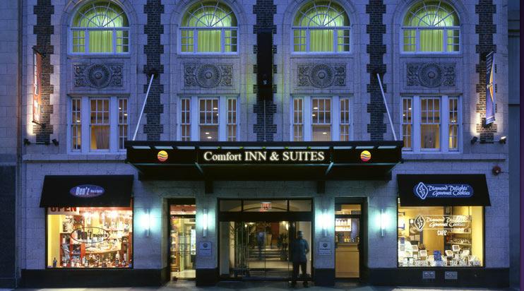 Comfort Inn & Suites Chicago