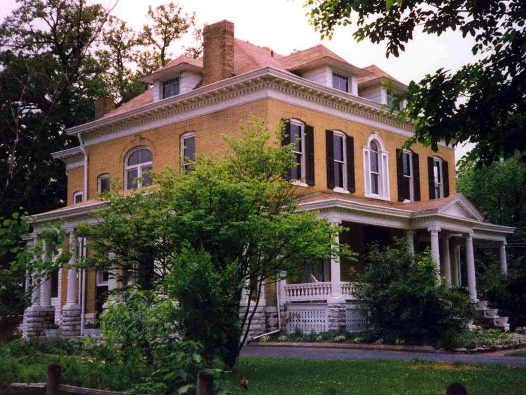 Beall Mansion An Elegant Bed  Breakfast Inn