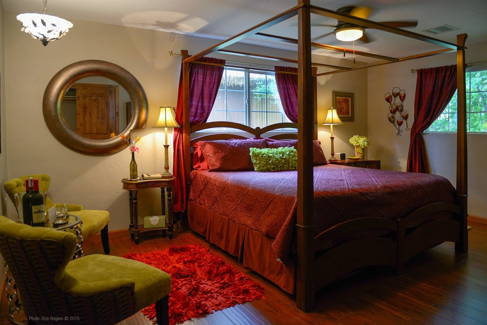 The Vineyards Bed And Breakfast LLC