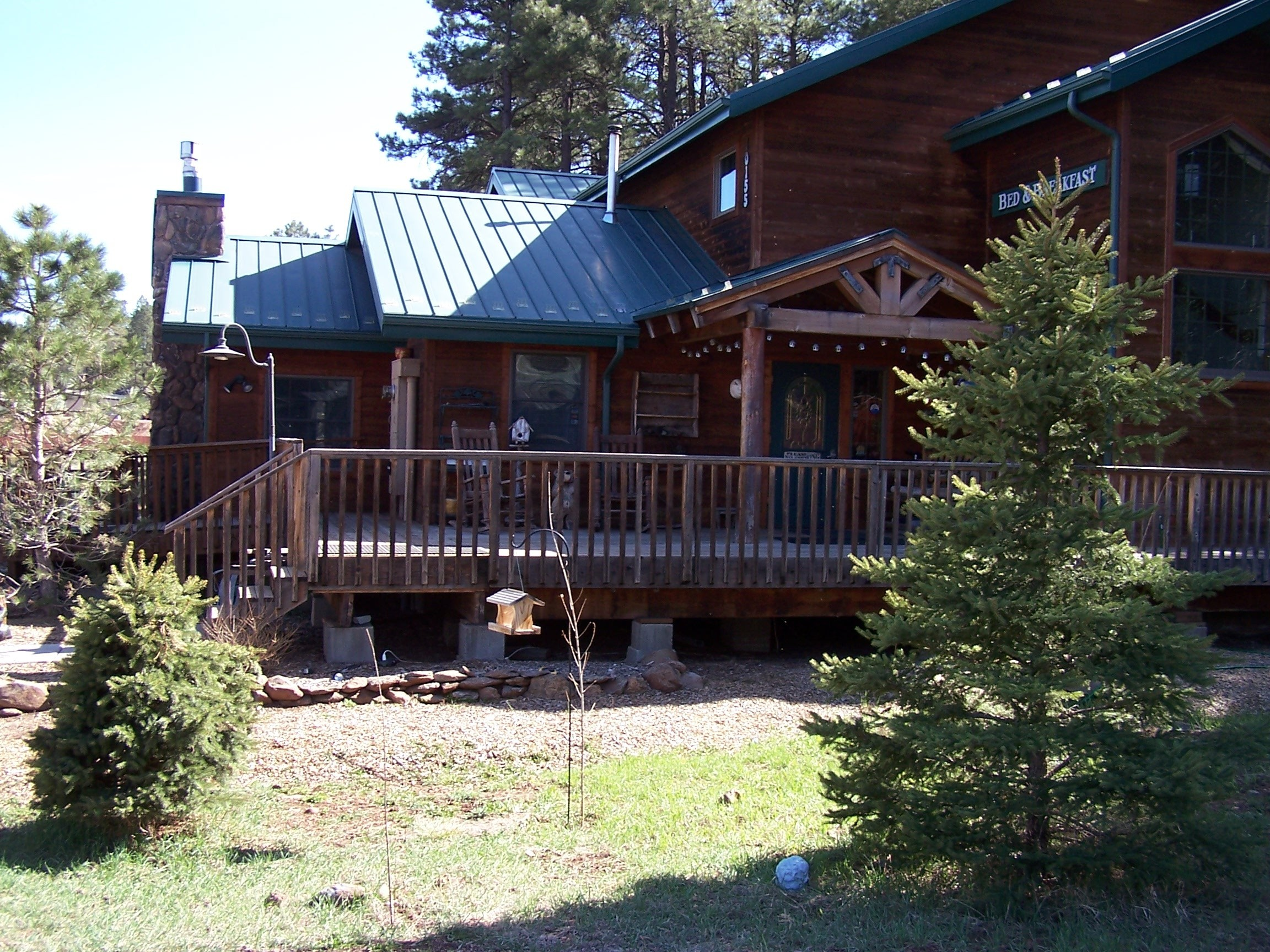 Abineau Lodge Bed and Breakfast