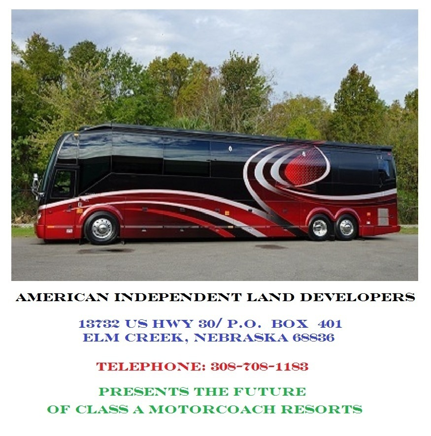 AMERICAN INDEPENDENT LAND DEVELOPERS