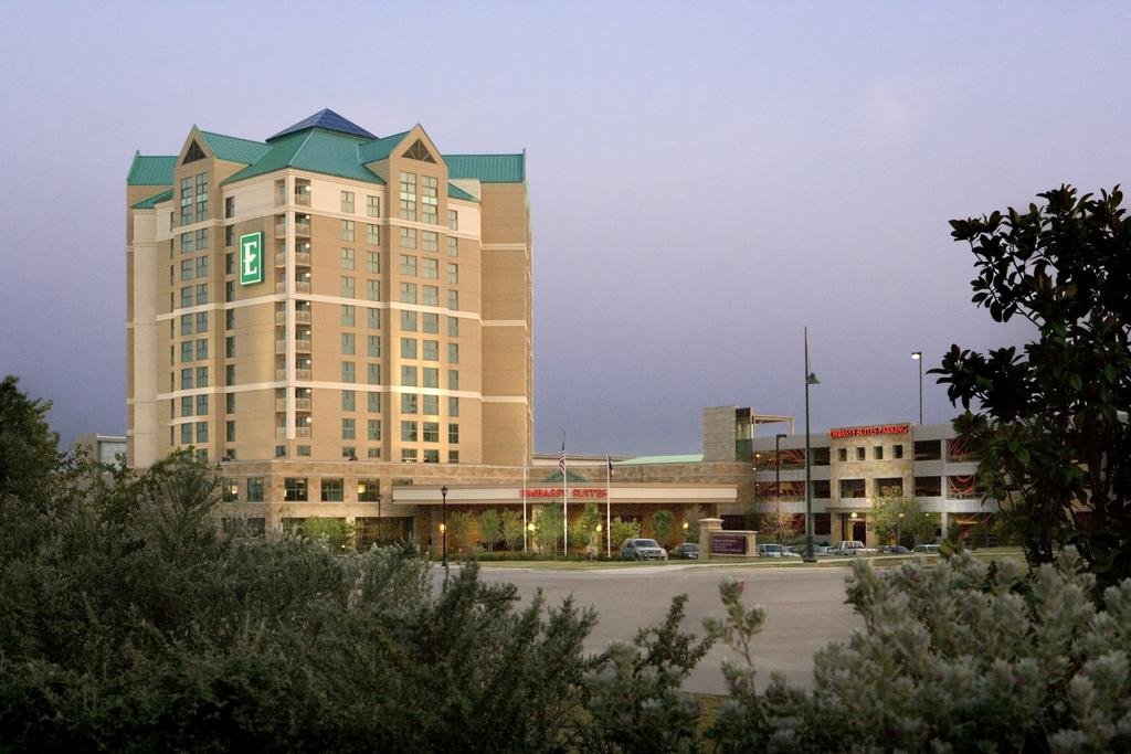 Embassy Suites Dallas -Frisco/Hotel Convention Center  Spa