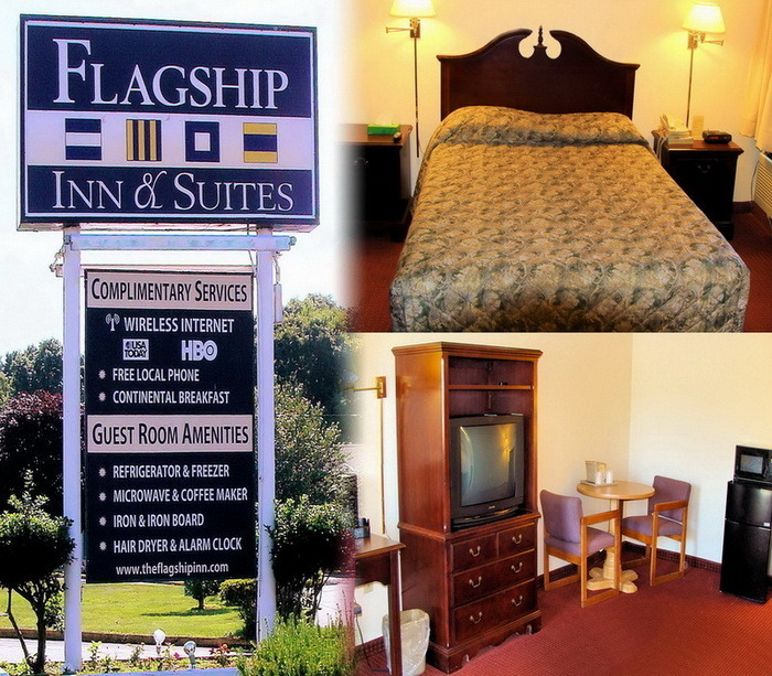 Flagship Inn  Suites