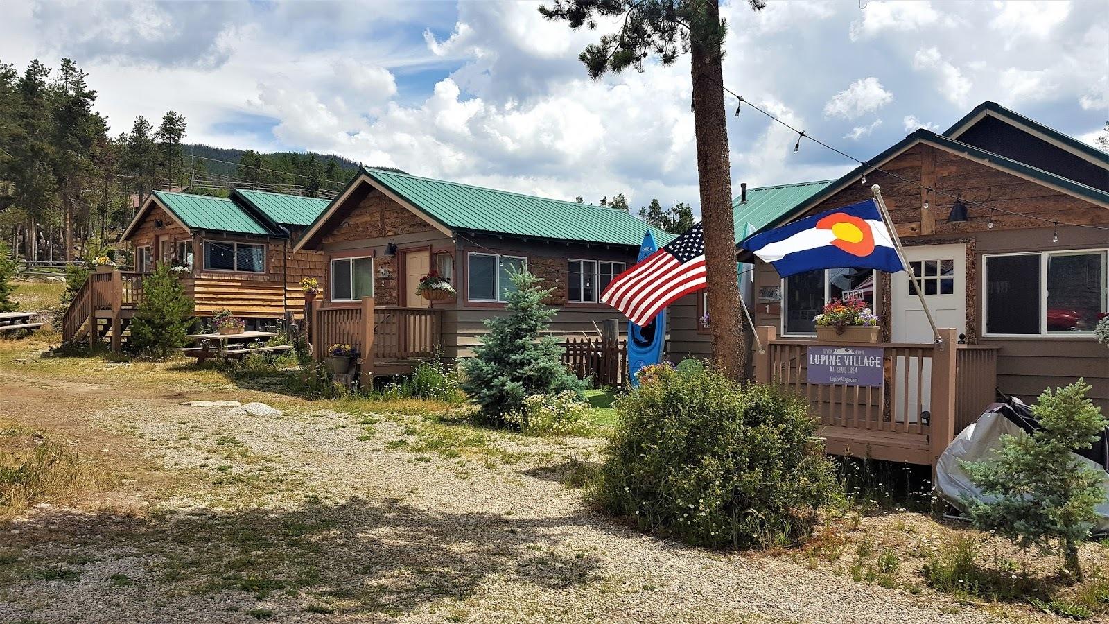 Lupine Village at Grand Lake