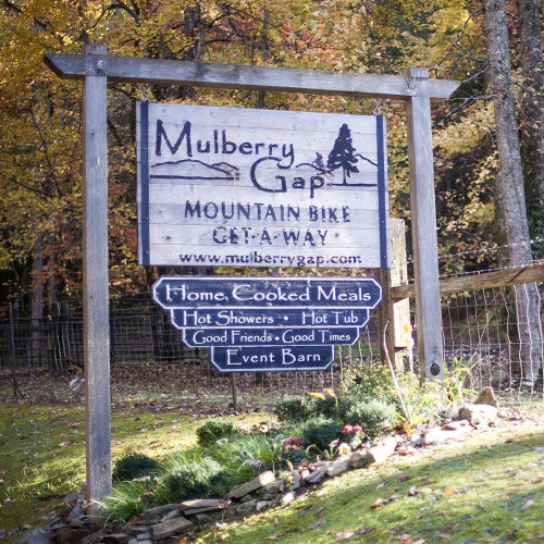 Mulberry Gap Mountain Bike Get-A-Way