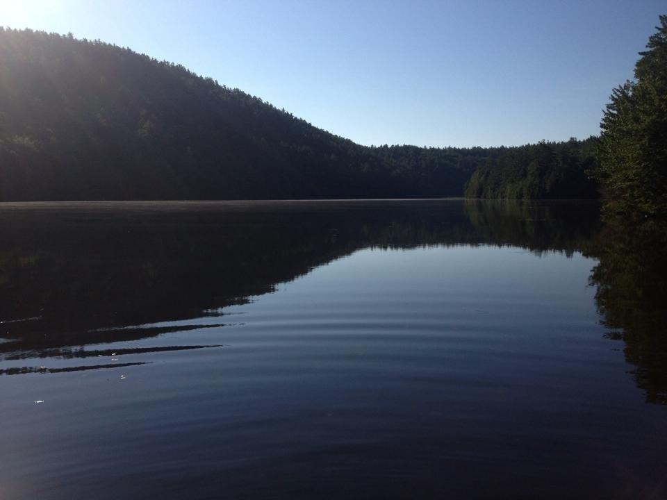 Daggett Lake Campsite