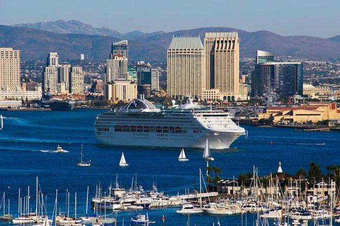 San Diego Shore Excursion City and La Jolla Coast Tour