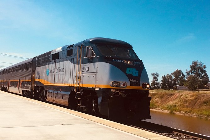 Yosemite and Glacier Point Tour from San Francisco by Train
