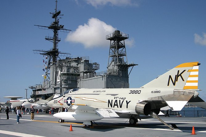 San Diego Shore Excursion Skip the Line USS Midway Museum