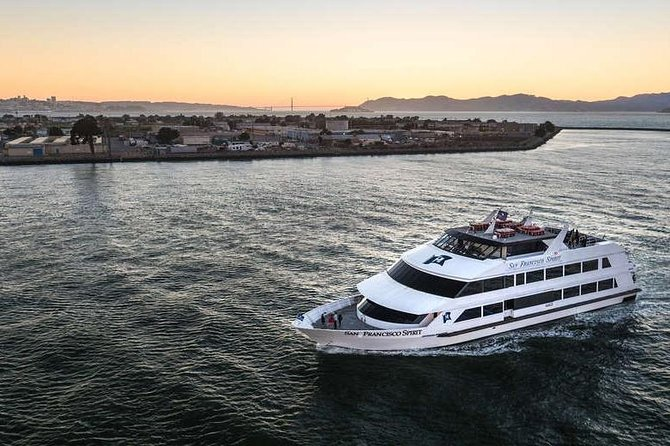 San Francisco Alive After Five Cruise with Hornblower Cruises