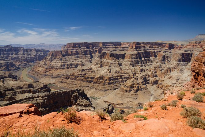 Grand Canyon West Rim Day Trip by Bus