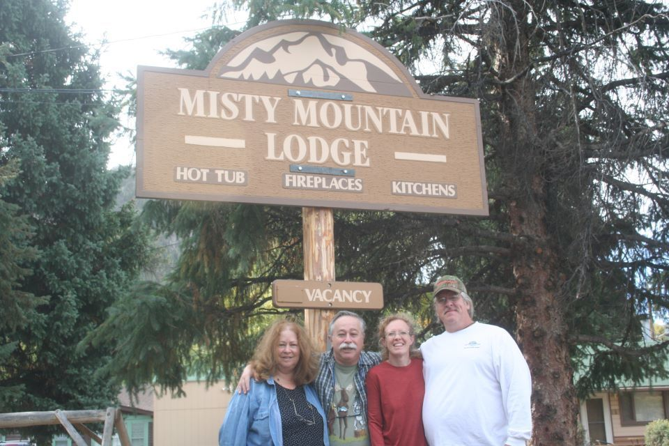 Misty Mountain Lodge