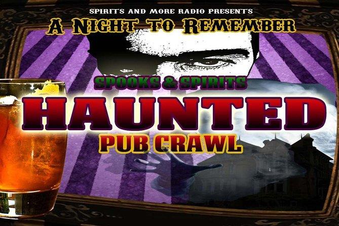 Ghost Tour Pub Crawl Oldtown San Diego