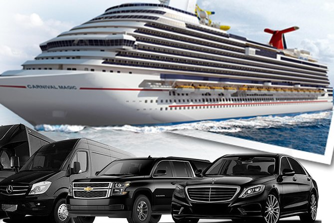 Miami Cruise Port Transfer