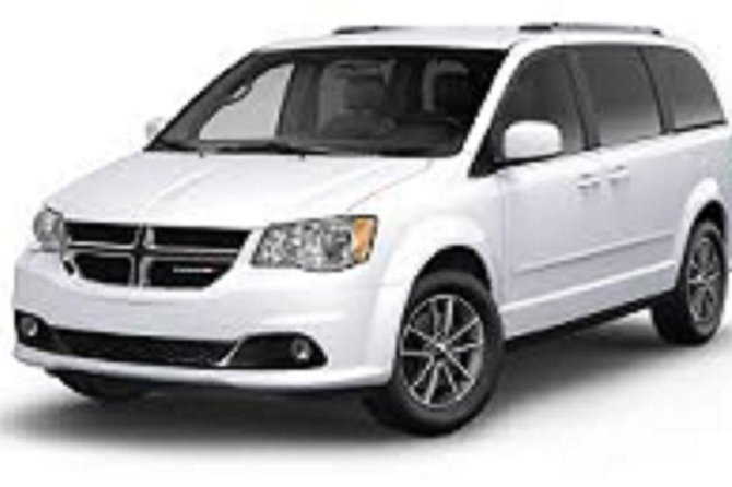 MCO Orlando Airport MCO Hotel to Port Canaveral Private Van 3 to 6 passengers