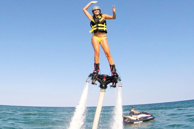 1 Hour Flyboarding Session for 2