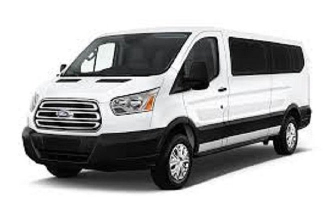 SFB Sanford Airport SFB hotel to Port Canaveral Private Van 7 to 14 passengers