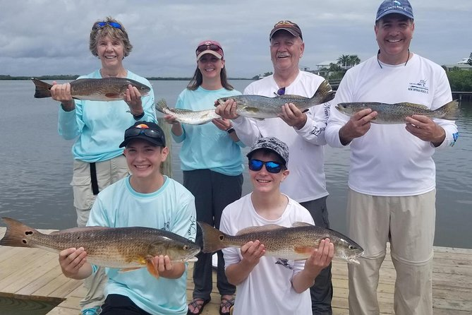 Orlando Inshore Fishing Charter
