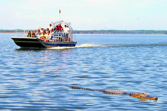Everglades Airboat & Wildlife Show incl. AM or PM pick-up