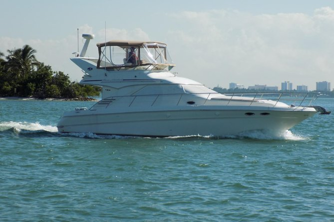 Private 40' Yacht Charter 'Y-Knot' for up to 13 Passengers