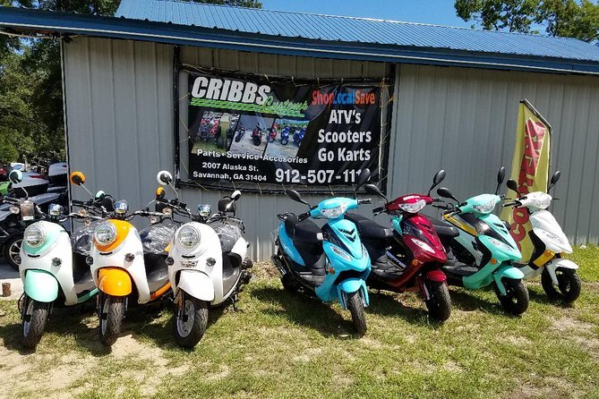 Scooters & Trike Rentals