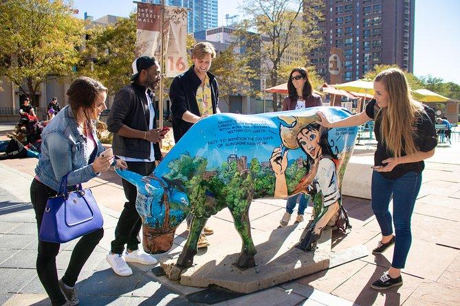 Let's Roam's Atlanta Scavenger Hunt: Centennial Olympic Park
