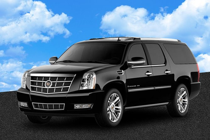 Private Departure Transfer with SUV from Hotel to Indianapolis Airport