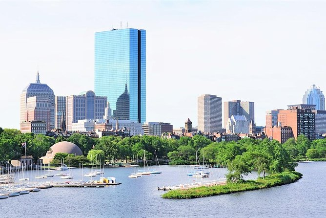 Boston in One Day Sightseeing Bus Tour