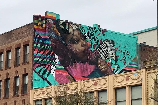 Central Square Cambridge Food and Mural Arts Walking Tour