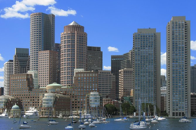 90 Minute Architecture Cruise on the Charles River