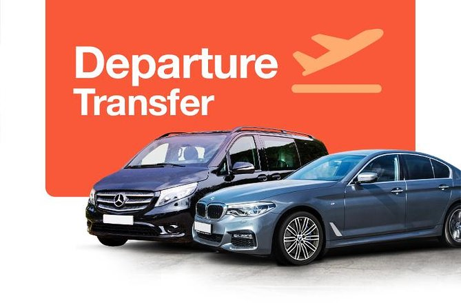 Private Departure Transfer from Boston City to Boston Airport