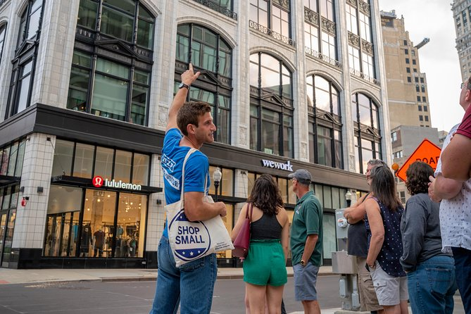 Art & Architecture Public Walking Tour for One