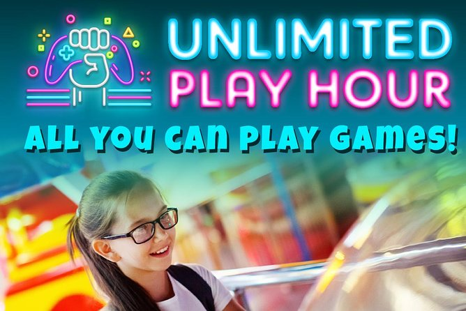 Unlimited Play Hour at Escape Family Entertainment Center
