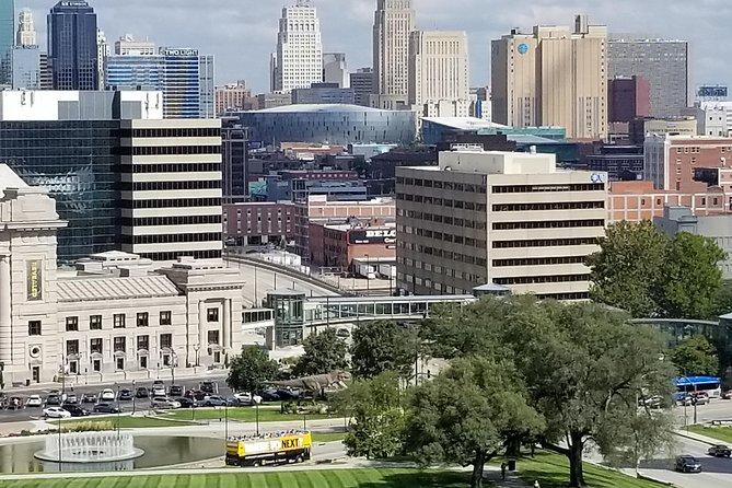 Kansas City City Tour - Crown Center Departure