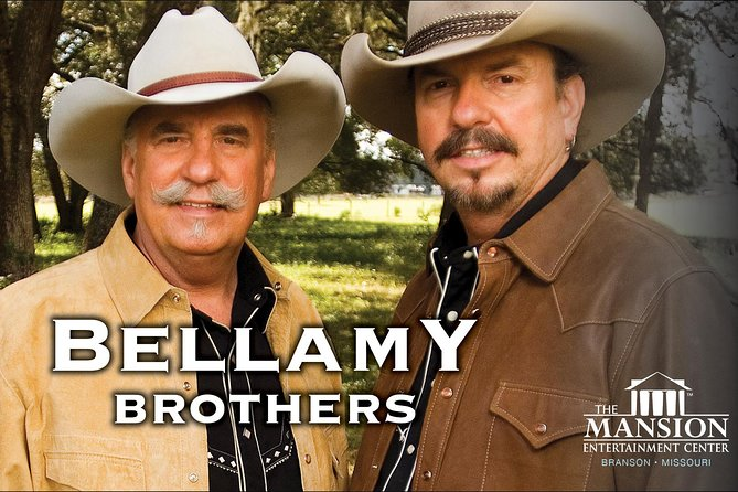 The Bellamy Brothers - The Mansion Theatre Box-office