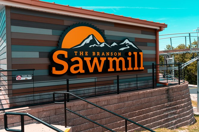 The Branson Sawmill Grand Opening Special