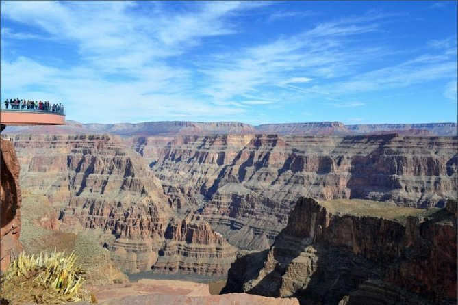 Las Vegas & Grand Canyon West Rim Tour From Los Angeles