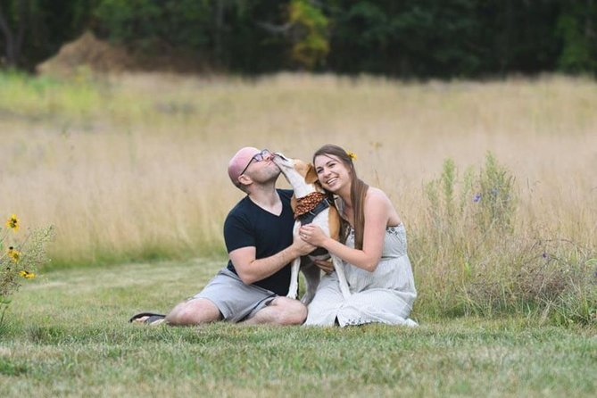 Private Photo Session with a Local Photographer in Portsmouth