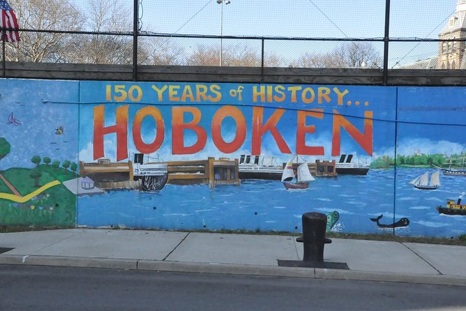 2.5 Hour Hoboken Walking and Food Tasting Tour